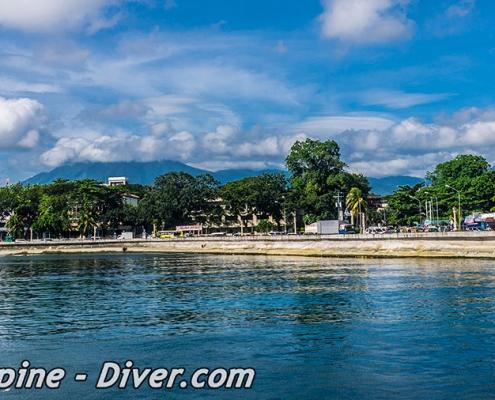 Rizal Boulevard - Tourist Spots in Dumaguete