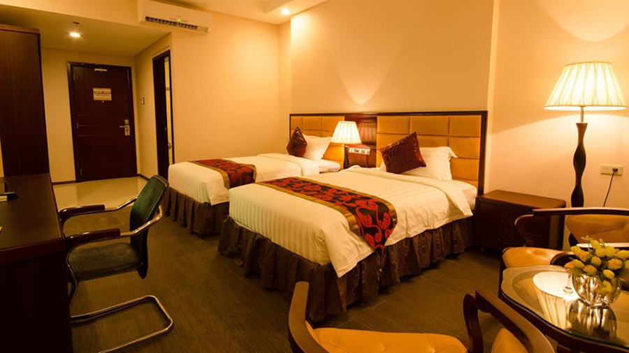 Accommodation in Palawan Uno Hotel
