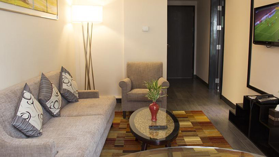 Belmont Hotel - Manila - Room Service