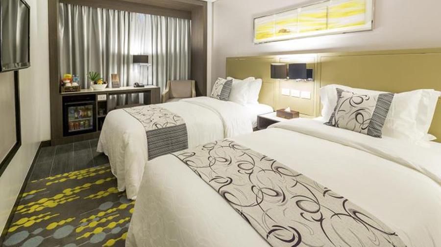 Belmont Hotel - Manila - Rooms