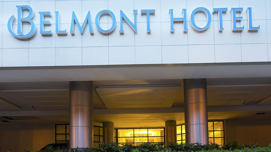 Belmont Hotel - Manila