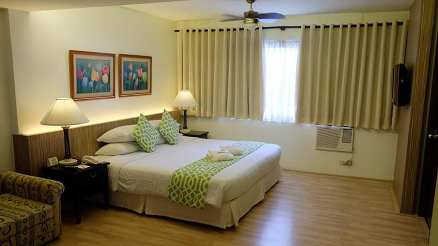 Hotel Fleuris - Palawan Accommodation