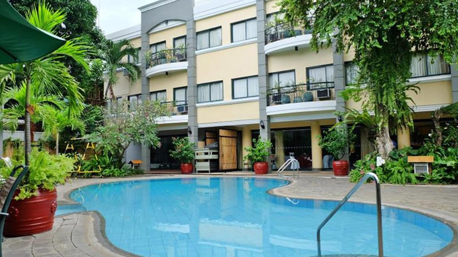 Hotel Fleuris - Palawan - Pool