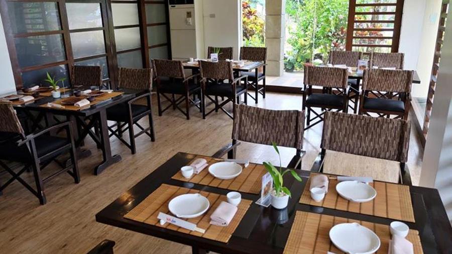 Hotel Fleuris - Palawan - Restaurant