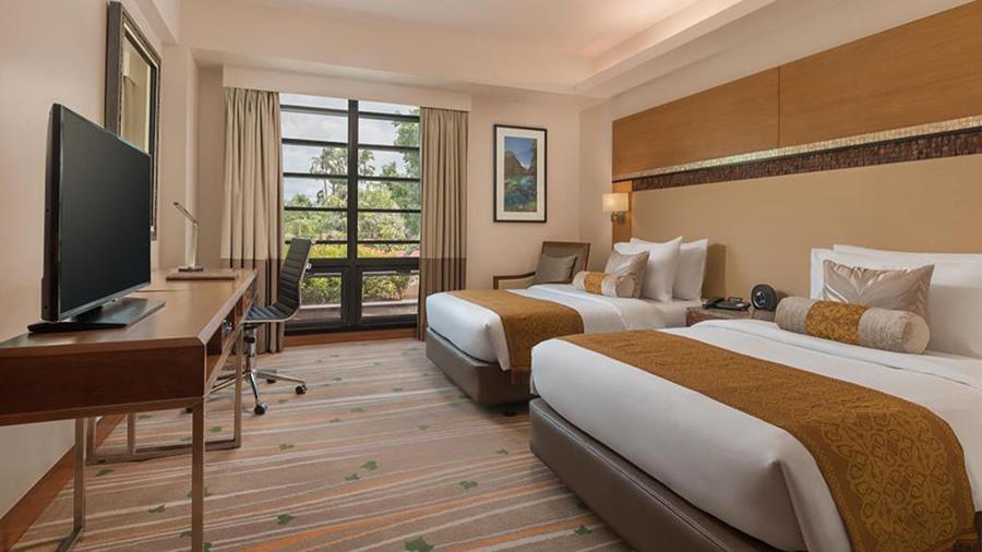 Puerto Princesa - Best Western Plus The Ivywall Hotel