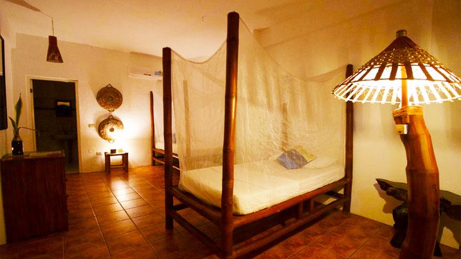 The Blue Orchid Resort Moalboal Cebu- Accomodation room