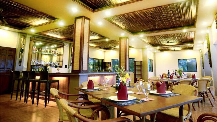 Turtle Bay Dive Resort Moalboal Cebu- Restaurant