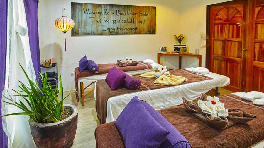 Buena Vida Resort and Spa- Relaxing SPA Room-Cebu