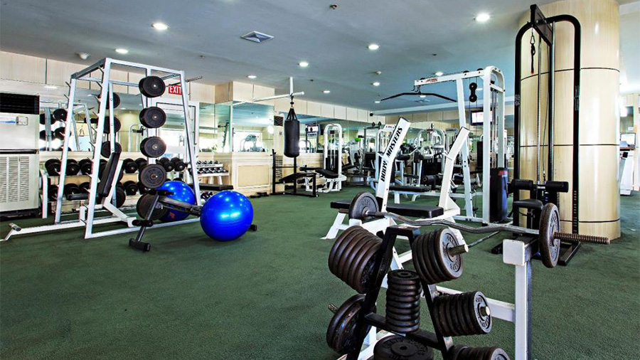 Cebu Parklane International Hotel-Fitness Center