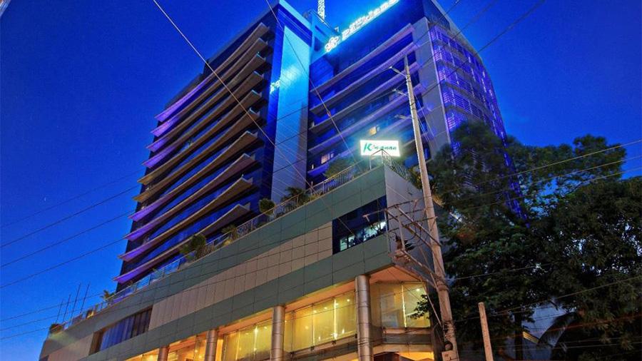 Cebu Parklane International Hotel- Hotel Building