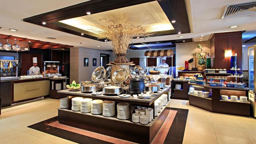 Cebu Parklane International Hotel- Restaurant