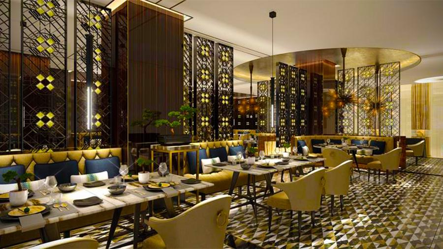 Hilton Manila Restaurant