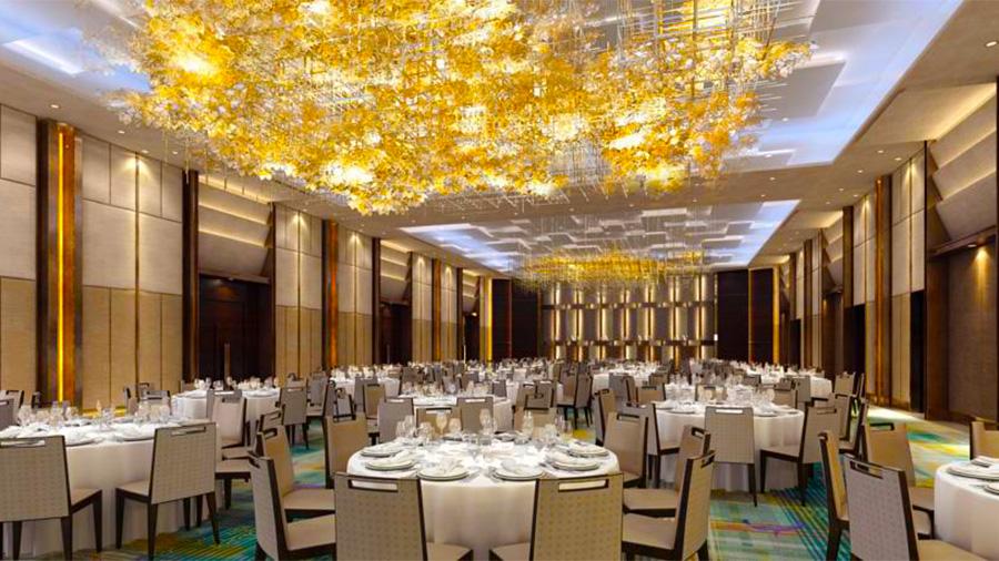 Hilton Manila function room