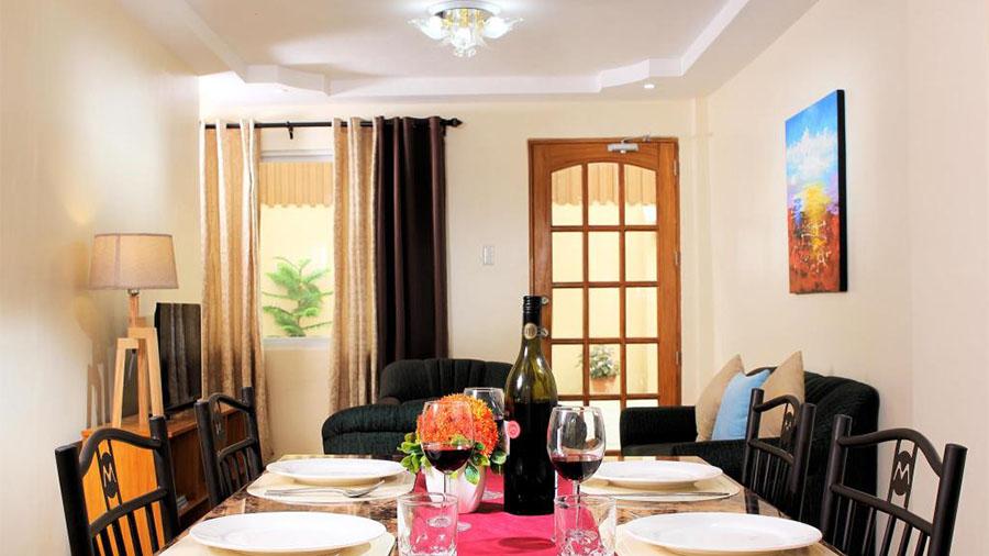 Laciaville Resort and Hotel- Cebu Airport- Dining Room