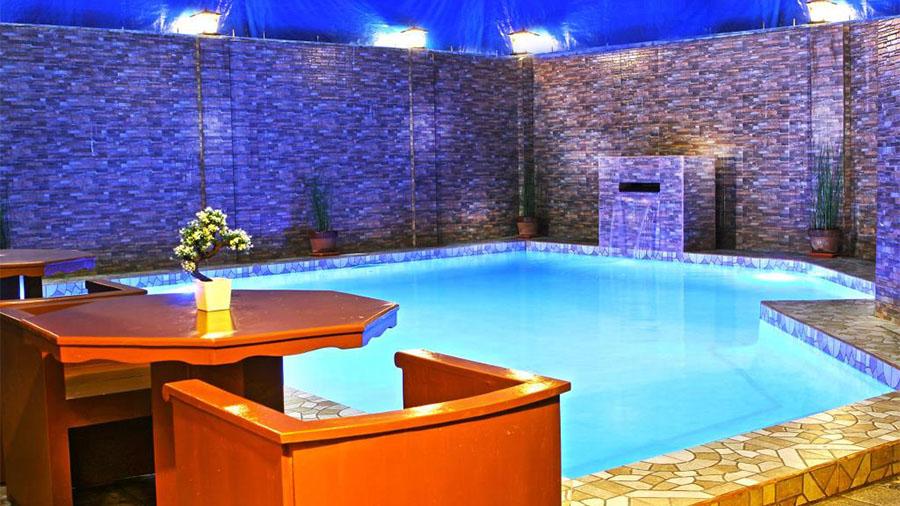 Laciaville Resort and Hotel- Cebu Airport- Swimming Pool area