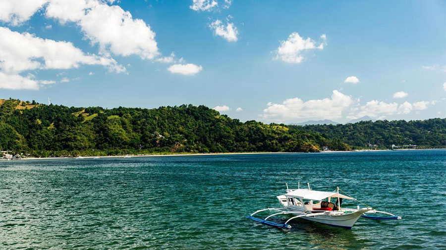 Mangrove Resort Hotel- Subic Bay- Accommodation beach ocean View room