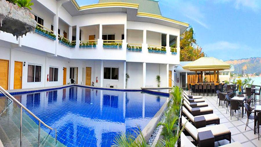 Mangrove Resort Hotel- Subic Bay- Swimming Pool