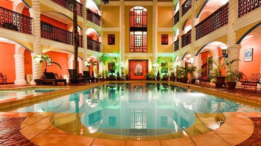 Marco Vincent Dive Resort- Puerto Galera- Swimming pool