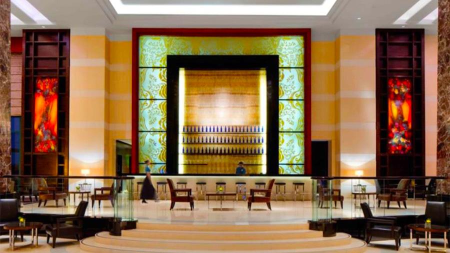 Radisson Blu Cebu- Bar Lounge