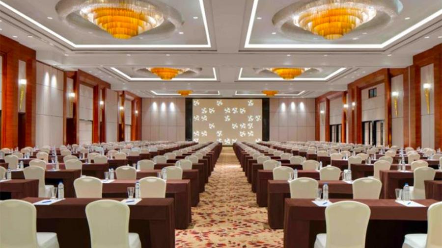 Radisson Blu Cebu- Function room