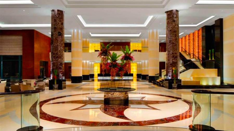 Radisson Blu Cebu- lobby