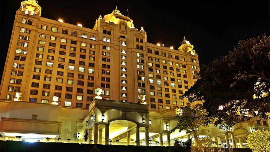 Waterfront Cebu City Hotel and Casino- Exterior Building