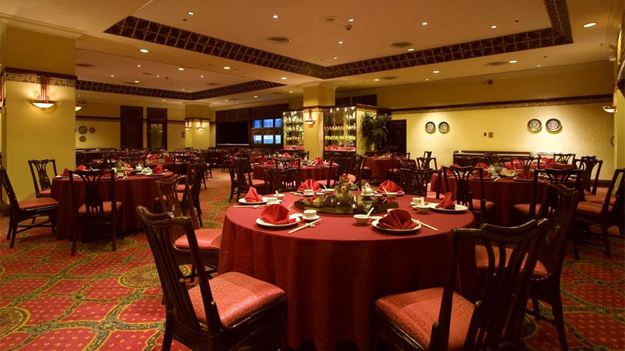 Waterfront Cebu City Hotel and Casino- Restaurant
