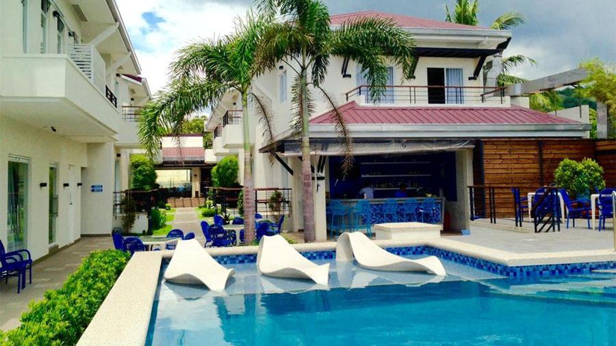 iCove Beach Hotel-Subic Bay- Accommodation swimming Pool View