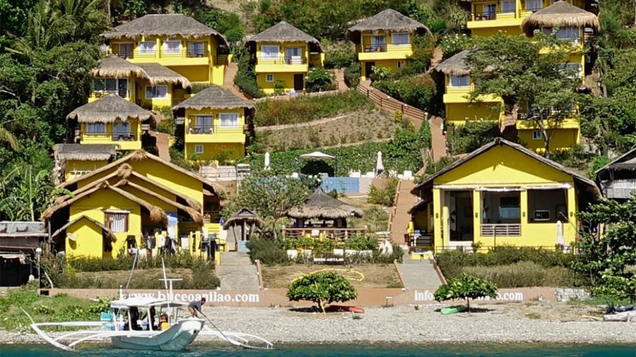Buceo Anilao Beach and Dive Resort- Building