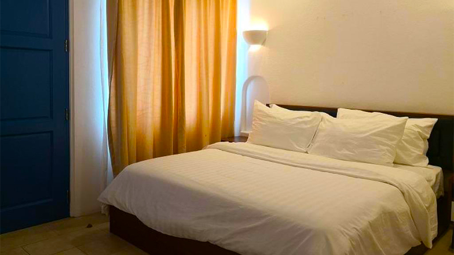 Camp Netanya Resort and Spa-Batangas- Hotel accommodation Deluxe Bed Room