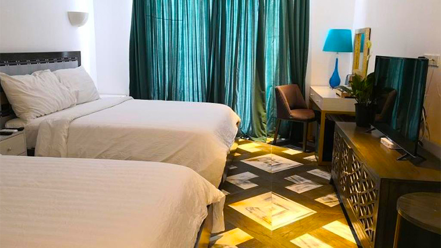 Camp Netanya Resort and Spa-Batangas- Hotel accommodation superior Queen Bed Room