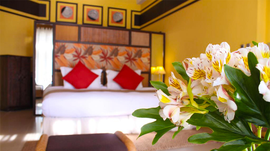 Vivere Azure Resort- Batangas-premier guest room
