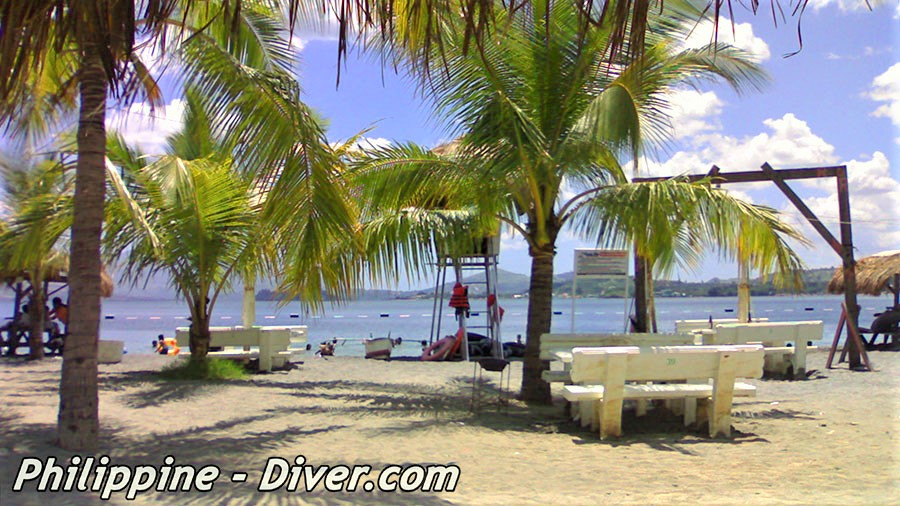 Subic Bay - Beach in the Philippines