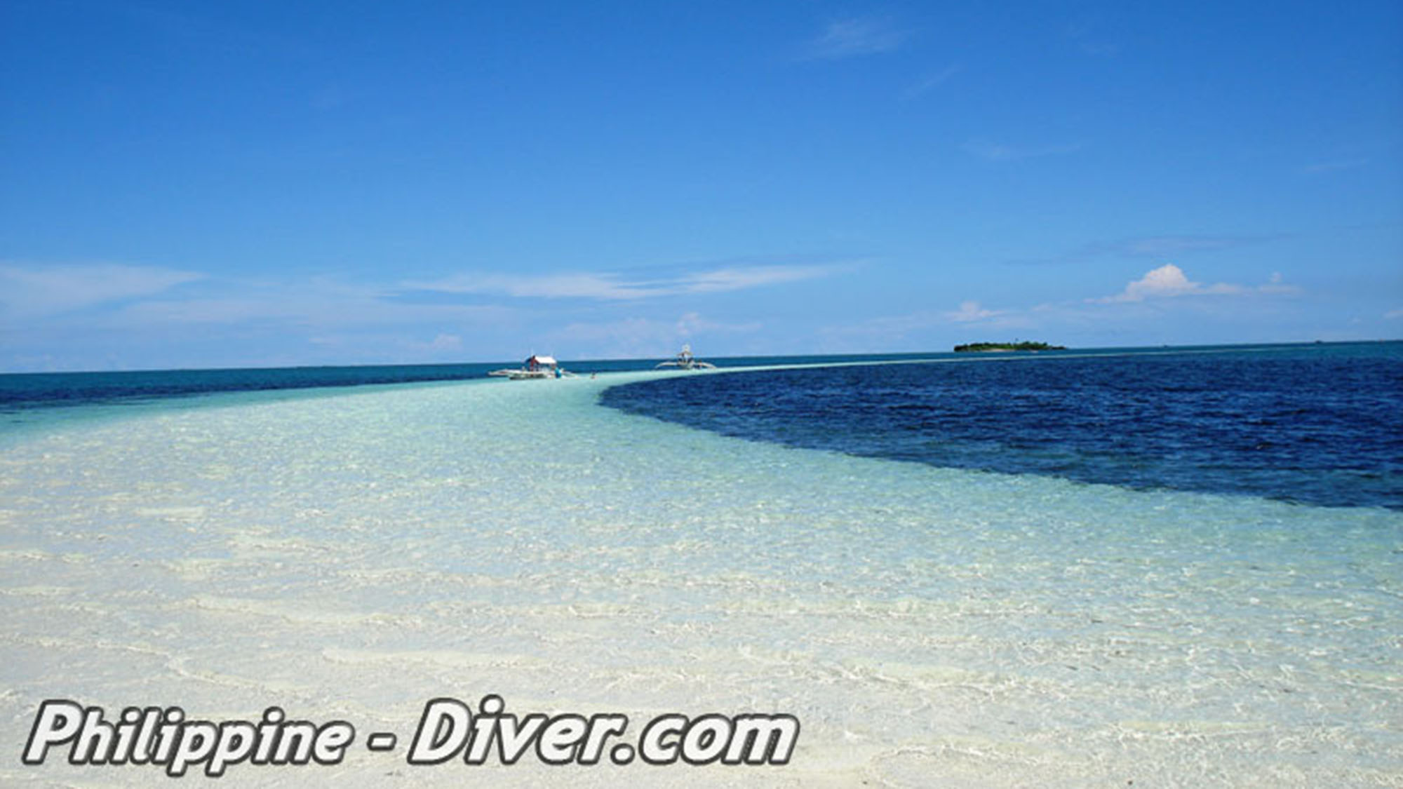 virgin-island-philippines near bohol
