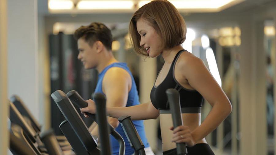 Belmont Hotel - Manila - Gym & Fitness Center