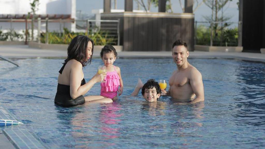 Belmont Hotel - Manila - Pool