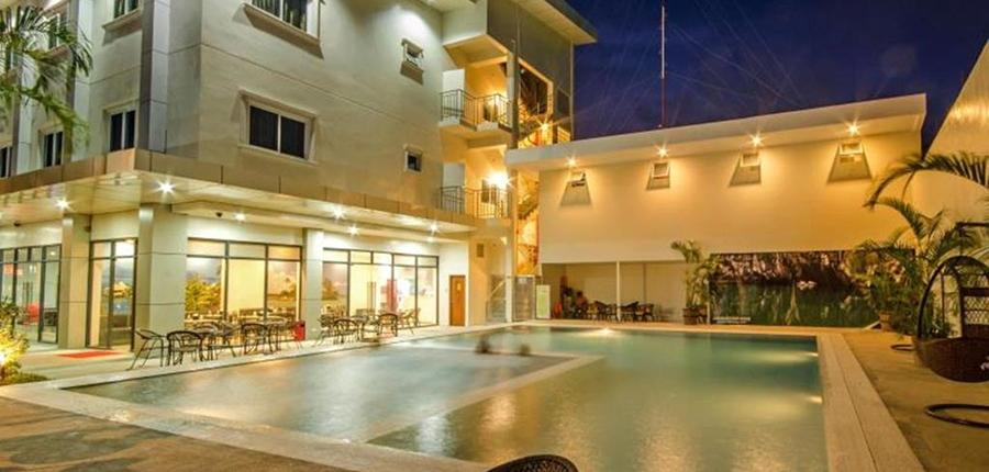 Palawan Uno Hotel - Pool