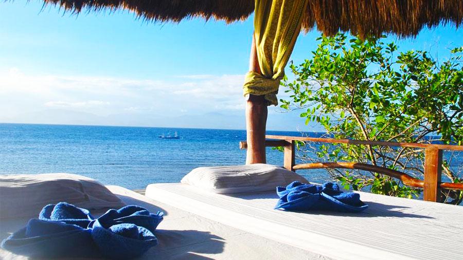 The Blue Orchid Resort Moalboal Cebu- Beach Spa