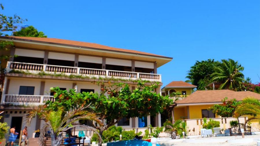 Turtle Bay Dive Resort Moalboal Cebu