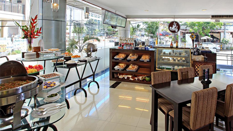 Cebu Parklane International Hotel- Coffee Shop