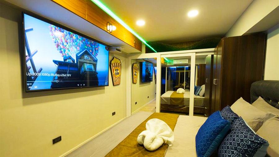 Clockwork Orange Luxury Condominiums Cebu Airport-Luxury Bedroom