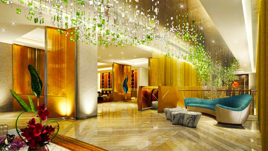 Hilton Manila - Lobby