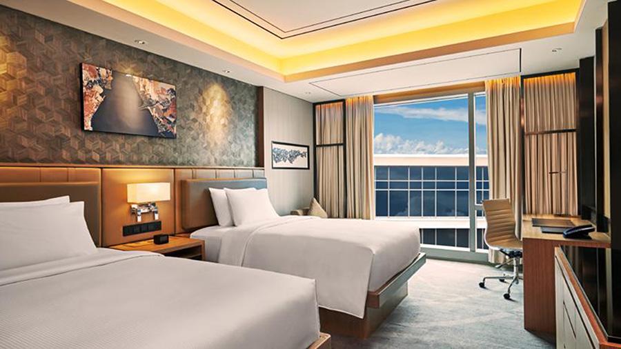 Hilton Manila-Rooms