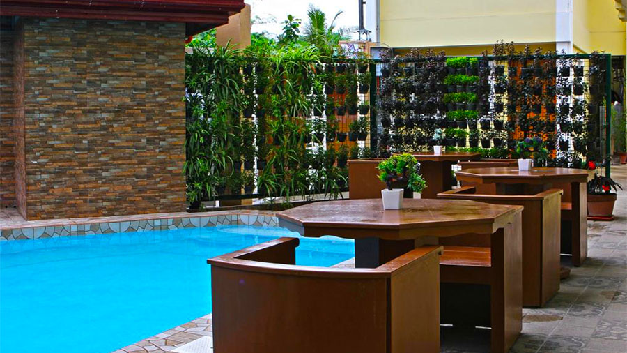 Laciaville Resort and Hotel- Cebu Airport- Swimming Pool