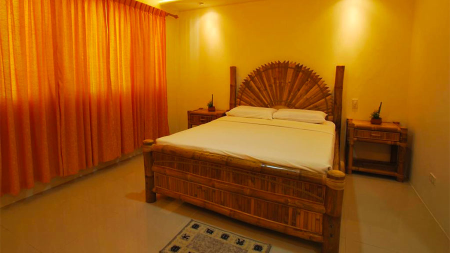 Malapascua Exotic Island Dive & Beach Resort- Accommodation Room-Cebu