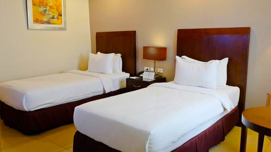 Mandarin Plaza Hotel- Cebu- Hotel accommodation Superior room