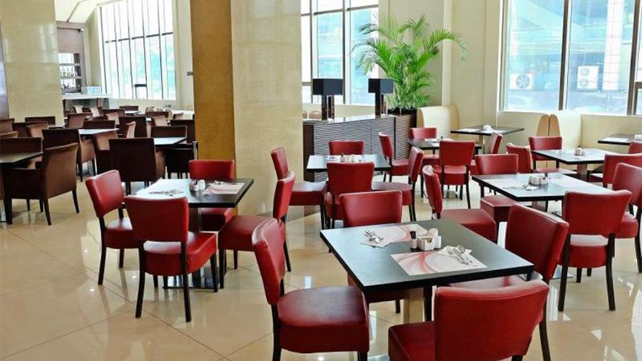 Mandarin Plaza Hotel- Cebu- Restaurant