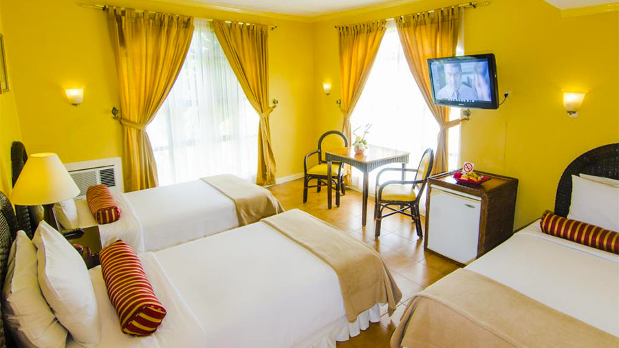 Marco Vincent Dive Resort- Puerto Galera- Accommodation Family room