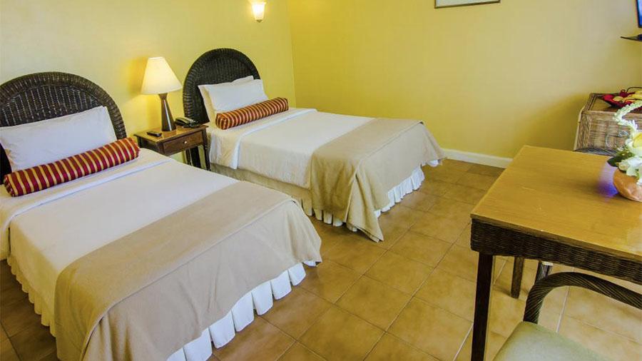 Marco Vincent Dive Resort- Puerto Galera- Accommodation bedroom