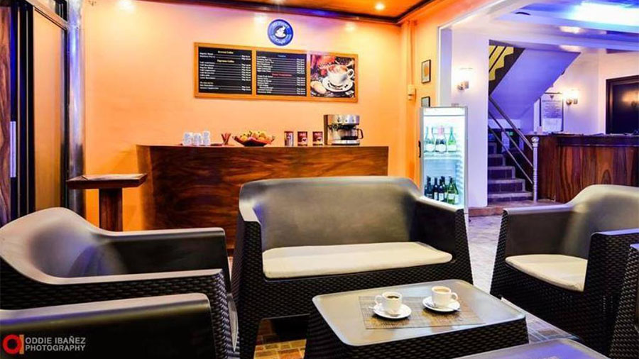 Marco Vincent Dive Resort- Puerto Galera- Coffee Shop